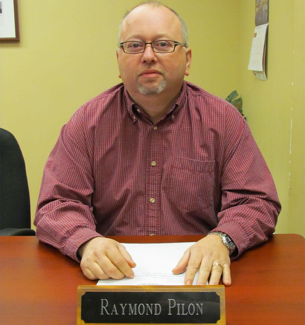 Raymond Pilon