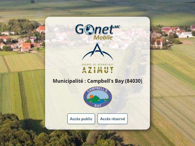 GoNet - Campbell's Bay