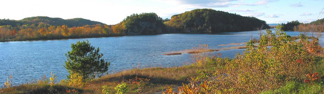 Campbell's Bay - Overlooking Ottawa River
